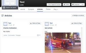 articles Facebook