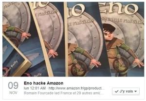 Eno hacke Amazon