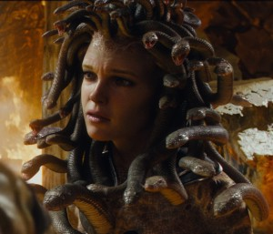 Medusa (Natalia Vodianova) dans Clash of the Titans
